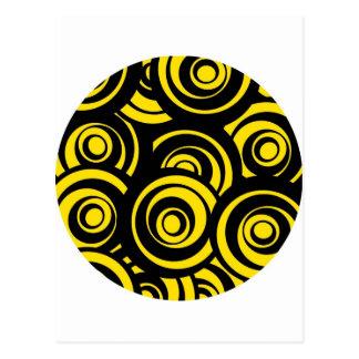 Circles Postcard