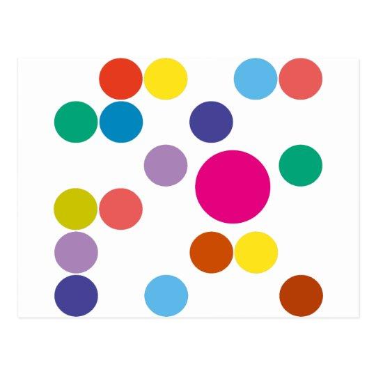 Circles Products & Designs! Postcard