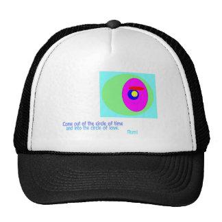 Circles Rumi Hat