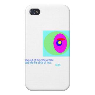 Circles Rumi iPhone 4/4S Cases