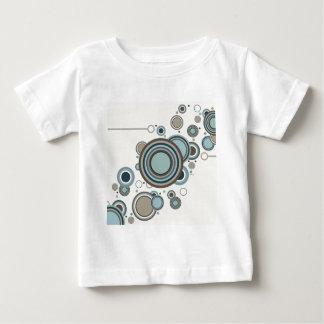 Circles Streaming Baby T-Shirt