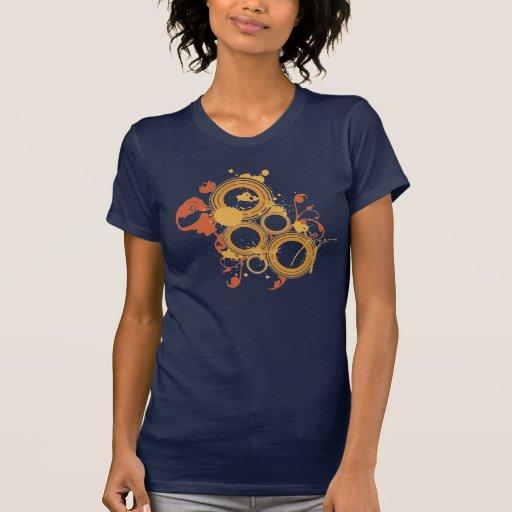 circles tshirt