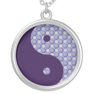 Circles Within Circles Yin Yang Pendant