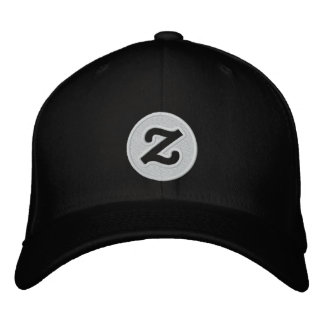 "CircleZ 1.9"" Embroidered Baseball Hat"