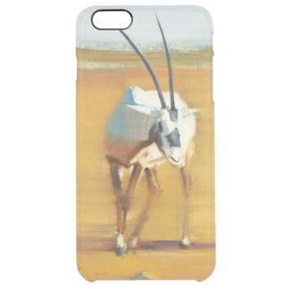 Circling Arabian Oryx 2010 Clear iPhone 6 Plus Case