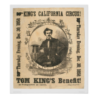 Circo de California de rey (0804A) Impresiones