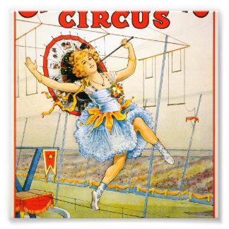 Circo de Floto de las ventas Fotografía
