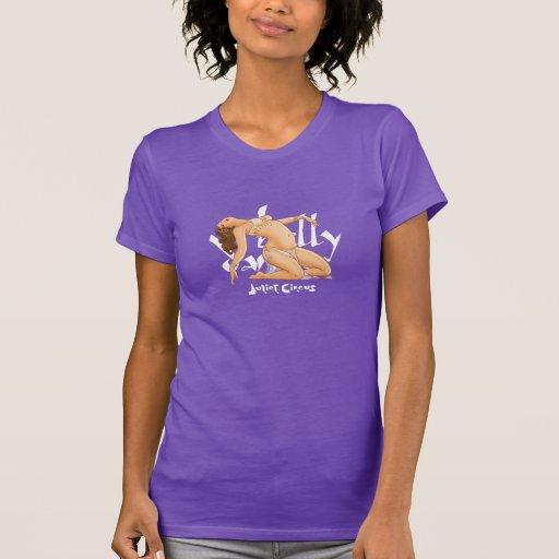 Circo de Juliet de la danza de Belly 7 Camiseta