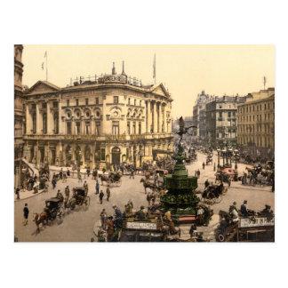 Circo de Piccadilly, Londres, Inglaterra Postales
