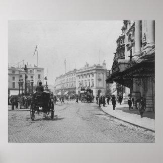 Circo de Piccadilly Póster
