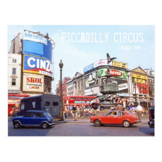 Circo de Piccadilly Tarjetas Postales