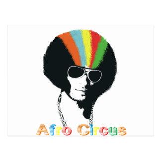 Circo del Afro Postal