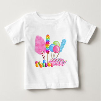 Circo del caramelo camiseta