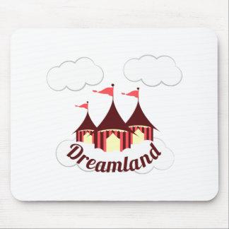 Circo del Dreamland Alfombrillas De Raton