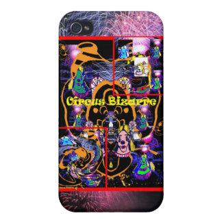 Circo extraño - caso iPhone 4 carcasas