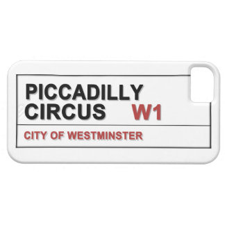 Circo Londres de Piccadilly iPhone 5 Protector