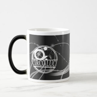 Circo Luci 11 Oz Magic Heat Color-Changing Coffee Mug