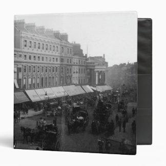 """Circo regente, Londres, c.1890 Carpeta 1 1/2"""""""