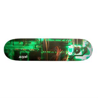 Circuit Bent Skateboard