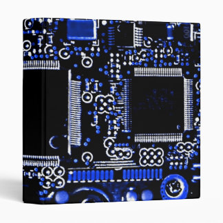 Circuit Blue 2 binder