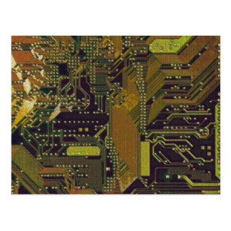 Circuit Board 1 Postcard