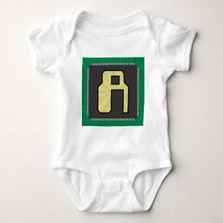 CIRCUIT BOARD A BABY BODYSUIT