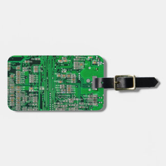 Circuit Board Bag Tag