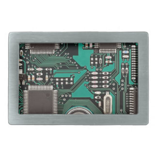 Circuit board belt buckle