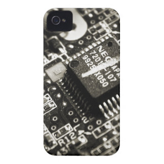 Circuit Board Blackberry Case