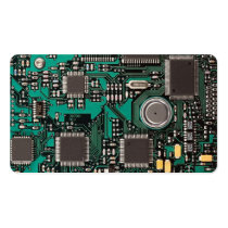 circuit, boards, geek, electronics, computers, nerd, funny, cool, science, business card, college, humorous, fun, modern, circuit board, engineer, abstract, pattern, geeks, nerds, custom, technology, hardware, software, business, card, Business Card with custom graphic design