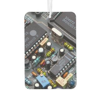 Circuit Board Car Air Freshener