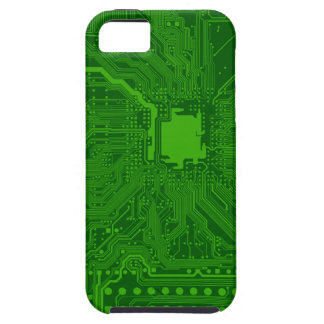 Circuit Board iPhone 5 Cover