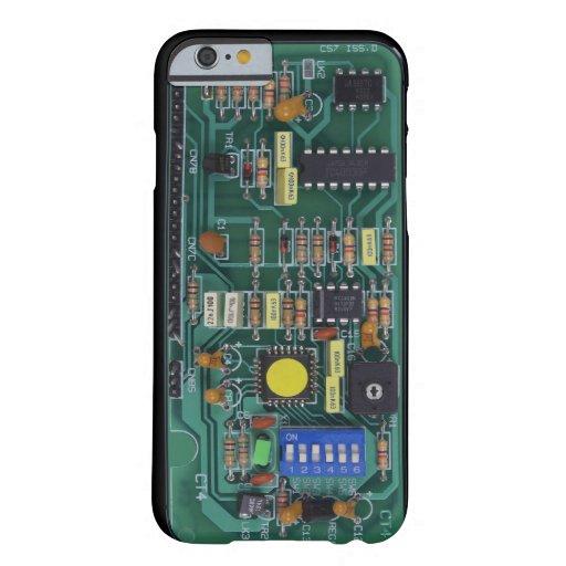 Circuit Board iPhone 6 Case