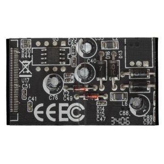 Circuit Board iPad Folio Cases