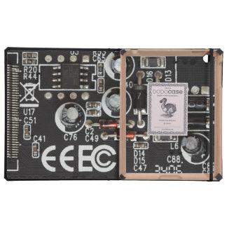 Circuit Board iPad Covers