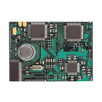 Circuit board case for iPad mini