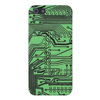 Circuit Board Case iPhone 5 Case