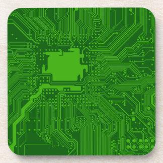 Circuit Board Coaster