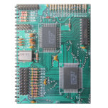 Circuit board, computer motherboard note pad spiral note book