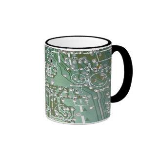 Circuit Board Cup Coffee Mugs