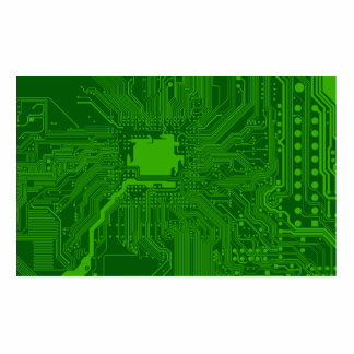 Circuit Board Cutout
