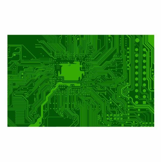 Circuit Board Cutout