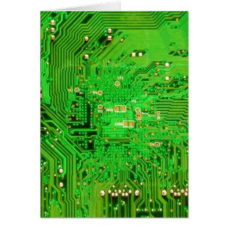 Circuit Board Design Card