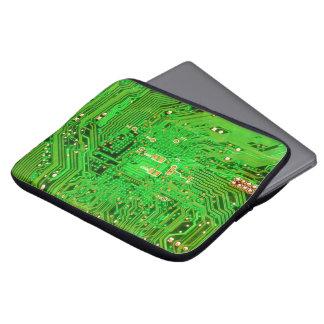 Circuit Board Design Laptop Sleeve
