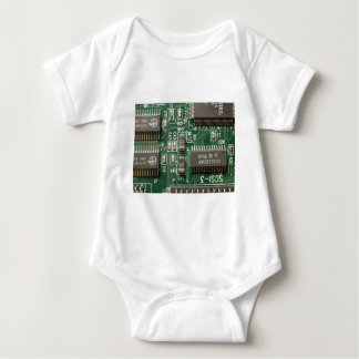 Circuit Board Design Tee Shirt