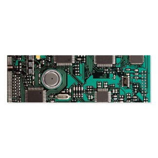 Circuit board Double-Sided mini business cards (Pack of 20)