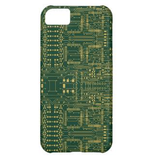 Circuit Board Exoskeleton iPhone 5 Case