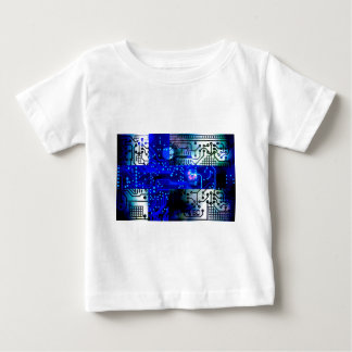 circuit board Finland Baby T-Shirt