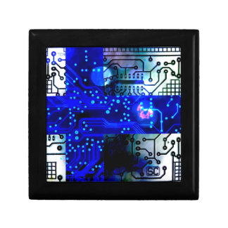 circuit board Finland Jewelry Box
