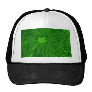Circuit Board Trucker Hat